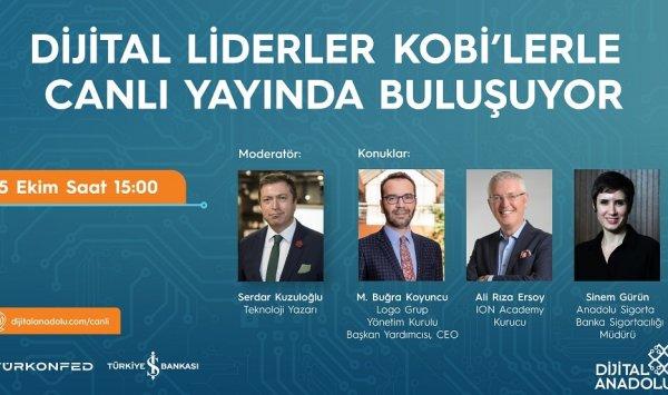 15 Ekim 2020 Dijital Anadolu