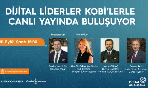 10 Eylül 2020 Dijital Anadolu