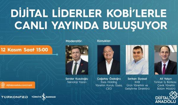 12 Kasım 2020 Dijital Anadolu
