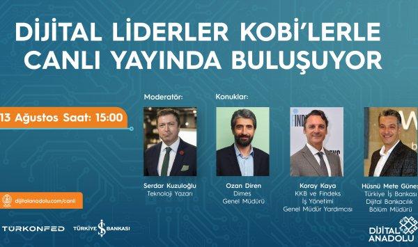 13 Ağustos 2020 Dijital Anadolu