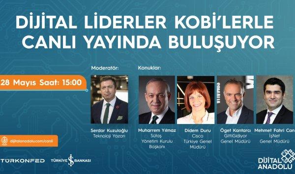 28 Mayıs 2020 Dijital Anadolu